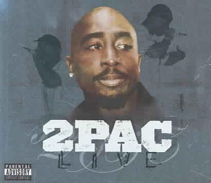 2 PAC LIVE BY SHAKUR,TUPAC (CD)