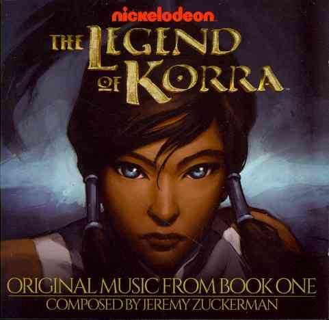 LEGEND OF KORRA:BOOK ONE (OST) (CD)